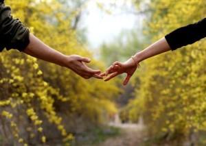 cesta lásky